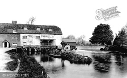 Romsey, Sadlers Mill 1903