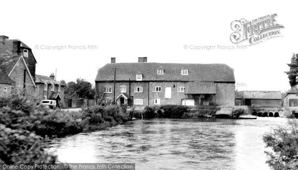 Romsey,Sadlers Mill c1960,Hampshire
