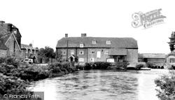 Romsey, Sadlers Mill c.1960