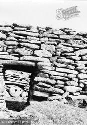 Entrance To Chapel 1959, Rona