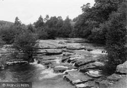 The Falls c.1955, Rookhope