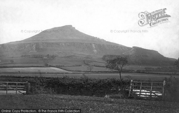 Roseberry Topping photo