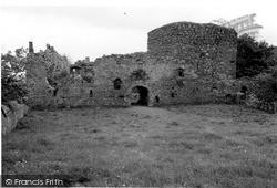 Pitsligo Castle 1961, Rosehearty