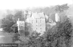 Roslin, Castle 1883