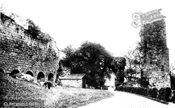 Roslin, Castle 1897