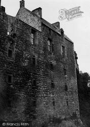 Roslin, Rosslyn Castle 1950