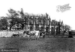 Roslin, The Chapel 1897