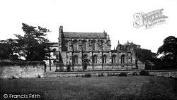 Roslin, The Chapel c.1890