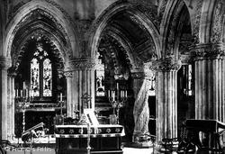 Roslin, The Chapel, The Interior 1897