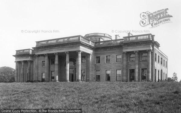 Photo of Rosneath, Castle 1901