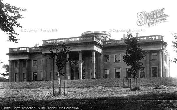 Rosneath, Castle 1901