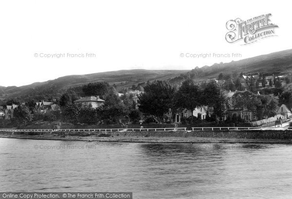 Photo of Rosneath, Clynder 1904
