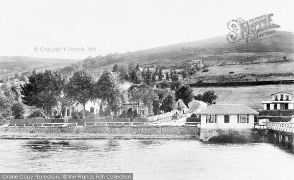 Rosneath, Clynder 1904