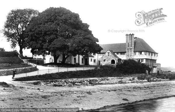 Photo of Rosneath, Ferry Inn 1901