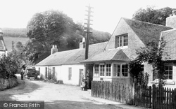 Rosneath, Post Office, The Clachan 1904