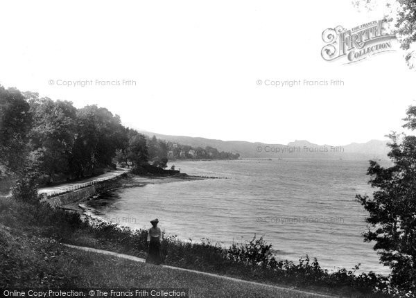 Photo of Rosneath, Stroul Bay 1904