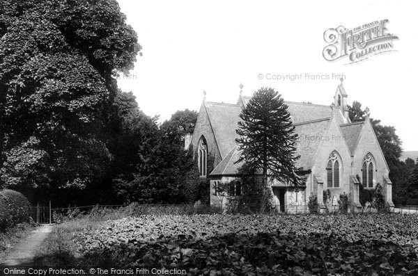 Photo of Rosneath, The Church 1904