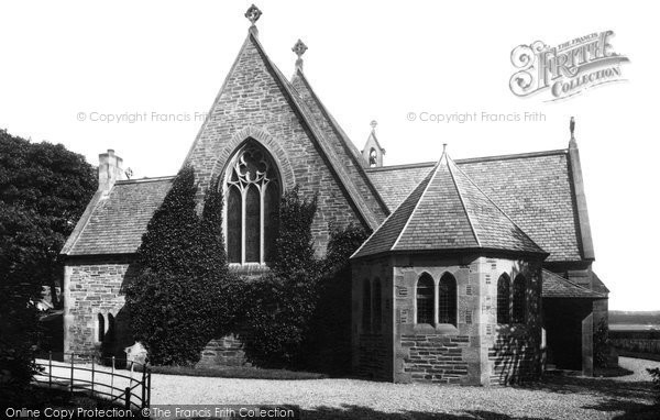 Rosneath, Church 1904