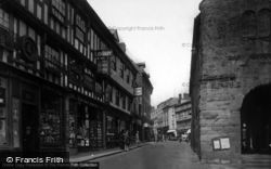 Ross-on-Wye, 1931