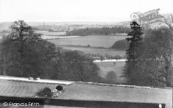 Ross-on-Wye, From The Mount Craig Hotel c.1950