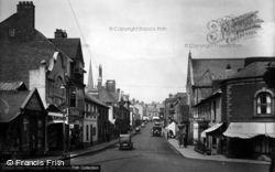 Ross-on-Wye, Gloucester Road 1931