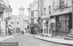 Ross-on-Wye, High Street 1914