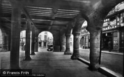 Ross-on-Wye, Market Arches 1931