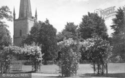 Ross-on-Wye, St Mary's Church 1938