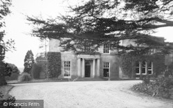 Ross-on-Wye, The Chase Hotel c.1950
