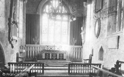 Ross-on-Wye, The Church Interior 1901