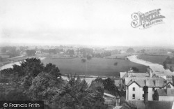 Ross-on-Wye, The Horseshoe Bend 1893