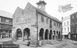 Ross-on-Wye, The Market House 1914