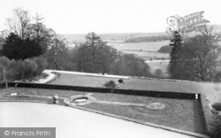 Ross-on-Wye, View From The Mount Craig Hotel c.1950