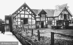 Rossett, The Old Mill c.1945