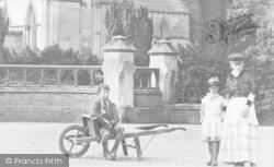 Children c.1900, Rossington