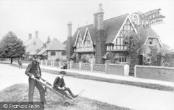 Fountain Cottages c.1900, Rossington