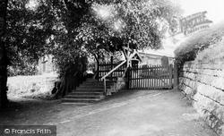 Rostherne, Lychgate 1897