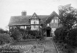 Rostherne, Old Cottage (1650) 1897