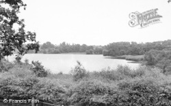 Rostherne, The Mere c.1960