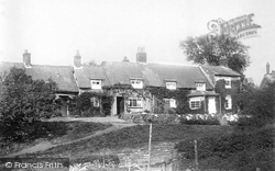 Rostherne, Village 1897