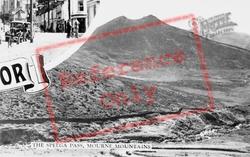 The Spelga Pass, Mourne Mountains c.1935, Rostrevor