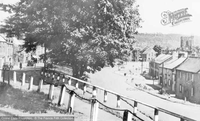 Photo of Rothbury, c.1960