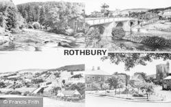 Rothbury, Composite c.1960