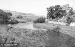 Rothbury, General View c.1955