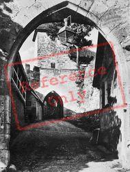 Archway c.1930, Rothenburg