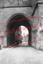 Archway c.1938, Rothenburg