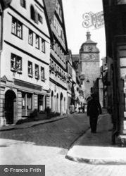 c.1938, Rothenburg