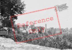 General View c.1938, Rothenburg