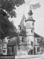House c.1930, Rothenburg