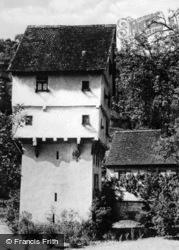 Toppler Castle c.1930, Rothenburg
